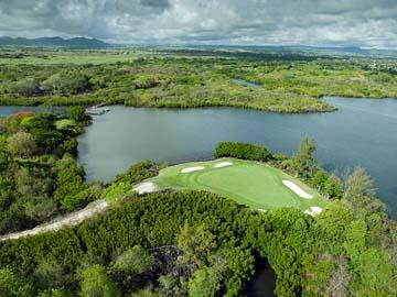 Constance Hôtels Expérience voyages de luxe 5 étoiles et ses golfs Ile Maurice